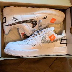 Air Force 1 just do it edition